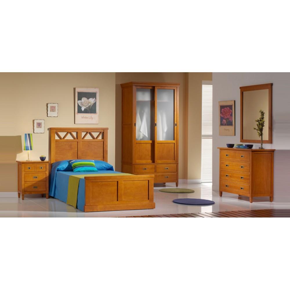 Dormitorio n 5 compra a 550 en nuestra tienda de for Espejo dormitorio juvenil